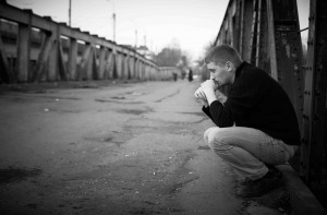 shutterstock 73217326Grayscale isolated young male2 300x197 1