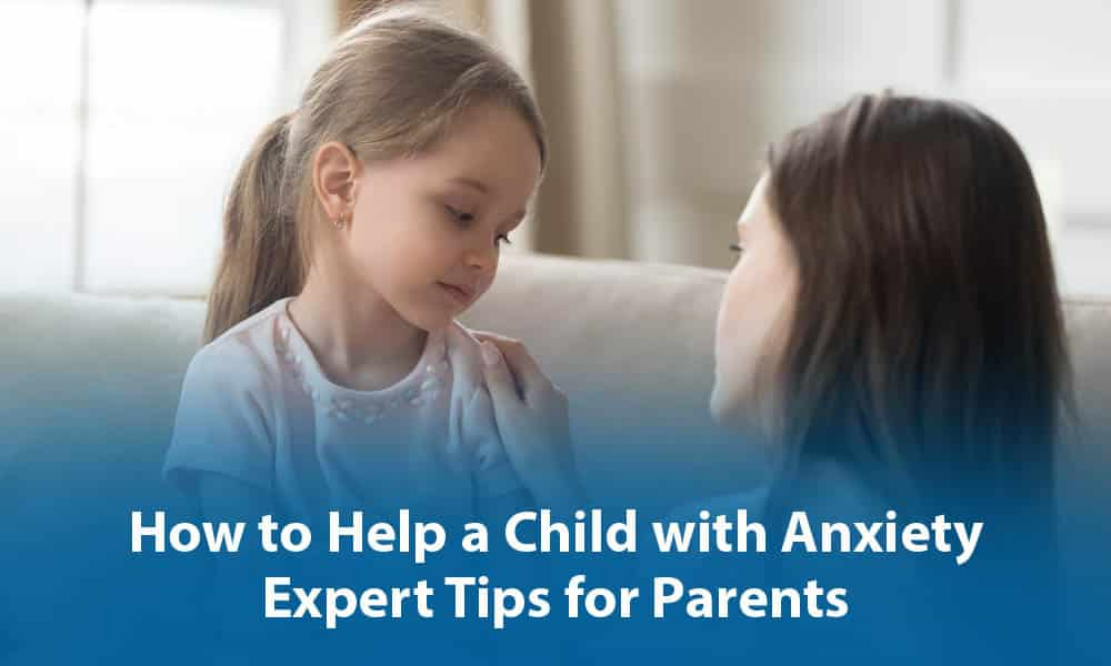 Signs A Child has Anxiety
